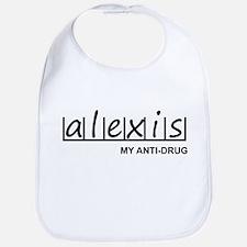 """Alexis Anti Drug"" Bib"