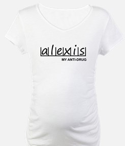 """Alexis Anti Drug"" Shirt"