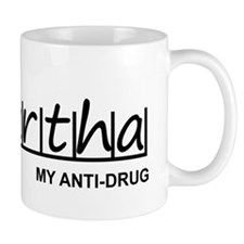 """Martha Anti Drug"" Mug"
