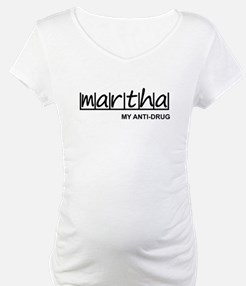 """Martha Anti Drug"" Shirt"