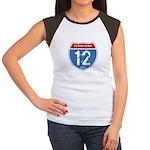 The Broad Highway Women's Cap Sleeve T-Shirt