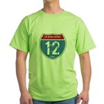 The Broad Highway Green T-Shirt