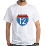 The Broad Highway White T-Shirt