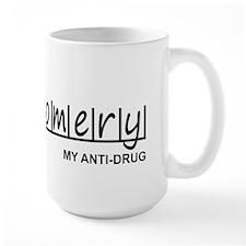 """Montgomery Anti Drug"" Mug"