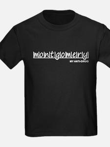 """""""Montgomery Anti Drug"""" T"""
