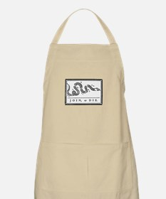 Join, or Die BBQ Apron