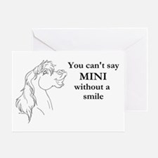 Mini Smile Greeting Card