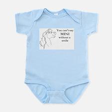 Mini Smile Infant Bodysuit
