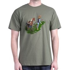 PMH Cart Grass T-Shirt