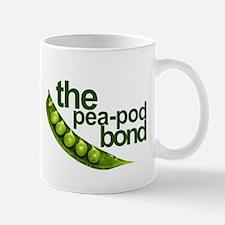 """""""Pea-Pod Bond"""" Mug"""