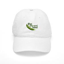 """""""Pea-Pod Bond"""" Baseball Cap"""
