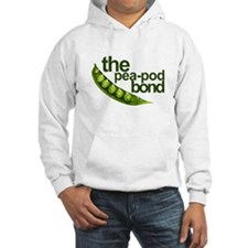 """""""Pea-Pod Bond"""" Hoodie"""