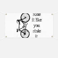 Ride It Banner