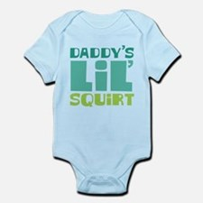 Daddy's Lil' Squirt Infant Bodysuit