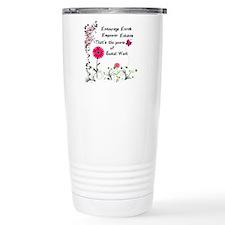 Power of Social Work Travel Coffee Mug