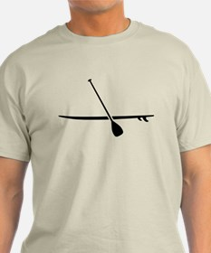 Paddle Surf Icon T-Shirt