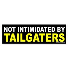 Not Intimidated (sticker)