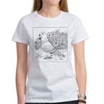 Show Racer Outline Women's T-Shirt