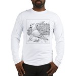 Show Racer Outline Long Sleeve T-Shirt