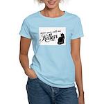 """""""Never Call Me Kitten"""" Women's Light T-Shirt"""