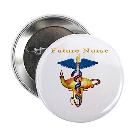 Future Nurse Button