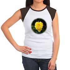 A Yellow Rose of Texas Women's Cap Sleeve T-Shirt