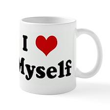I Love Myself Small Mug