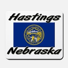 Hastings Nebraska Mousepad