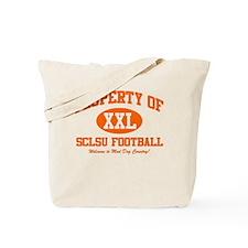 Property of SCLSU Tote Bag