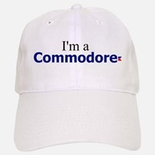 I'm a Commodore Baseball Baseball Cap
