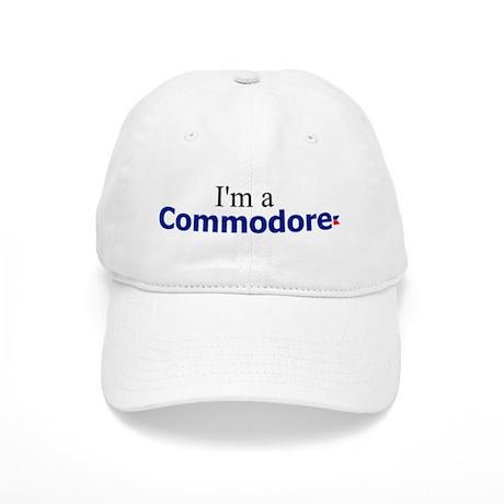 I'm a Commodore Cap
