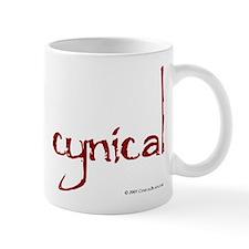 Cynical Coffee Mug