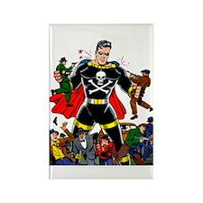 $4.99 Black Terror Icon Magnet