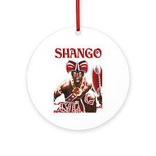 NEW!!! SHANGO CLOSE-UP Ornament (Round)