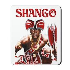 NEW!!! SHANGO CLOSE-UP Mousepad