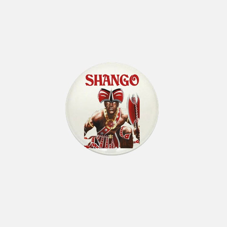 NEW!!! SHANGO CLOSE-UP Mini Button