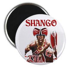 NEW!!! SHANGO CLOSE-UP Magnet
