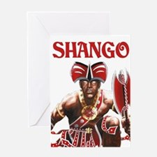 NEW!!! SHANGO CLOSE-UP Greeting Card