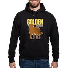 Golden Grandpa Hoodie