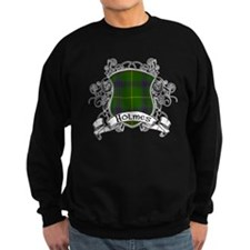 Holmes Tartan Shield Jumper Sweater