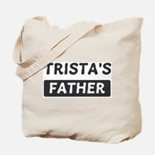 Tristas Father Tote Bag