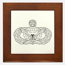 Security Forces Framed Tile