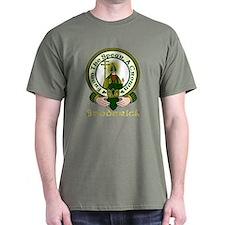 Broderick Clan Motto T-Shirt