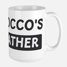 Roccos Father Large Mug