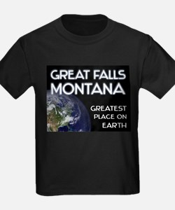 great falls montana - greatest place on earth T