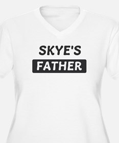 Skyes Father T-Shirt