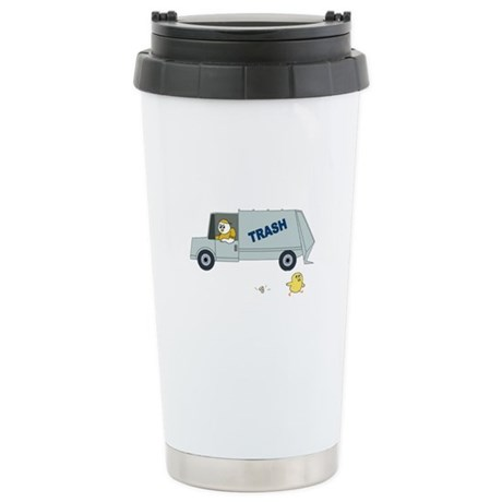 Oh No! Stainless Steel Travel Mug
