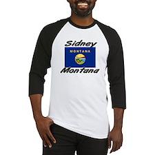 Sidney Montana Baseball Jersey