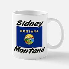 Sidney Montana Mug
