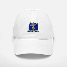 Sidney Montana Baseball Baseball Cap